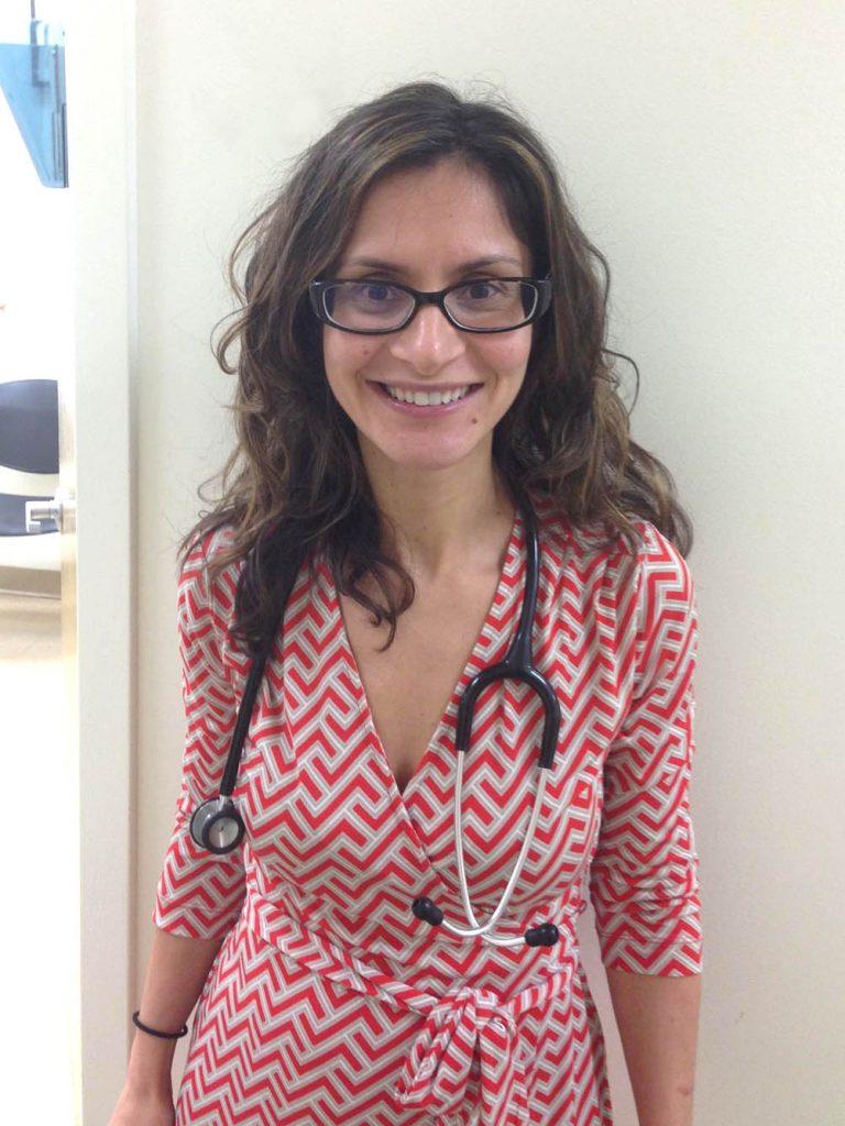 Dr. Alina Sumarokov