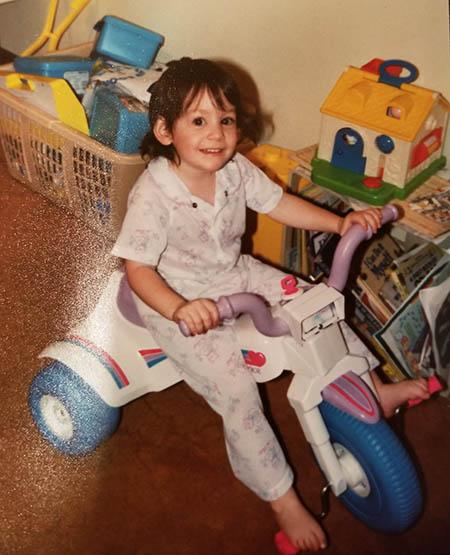 Dr. Elana Clark Baby