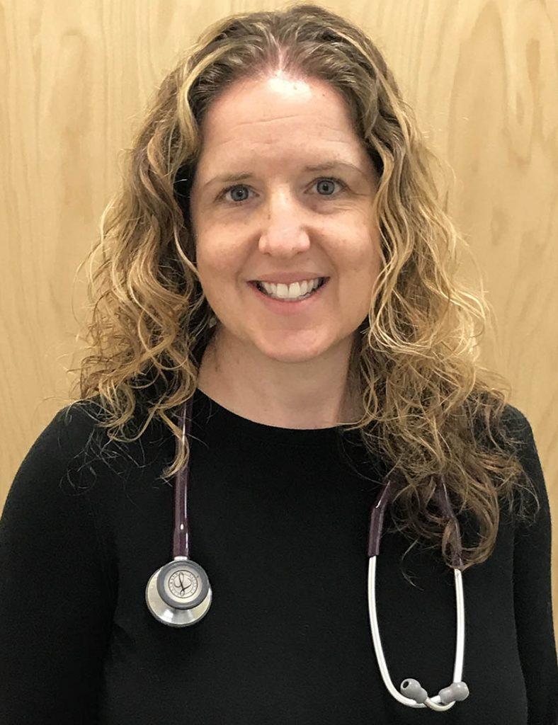 Dr. Erin Lindenberg