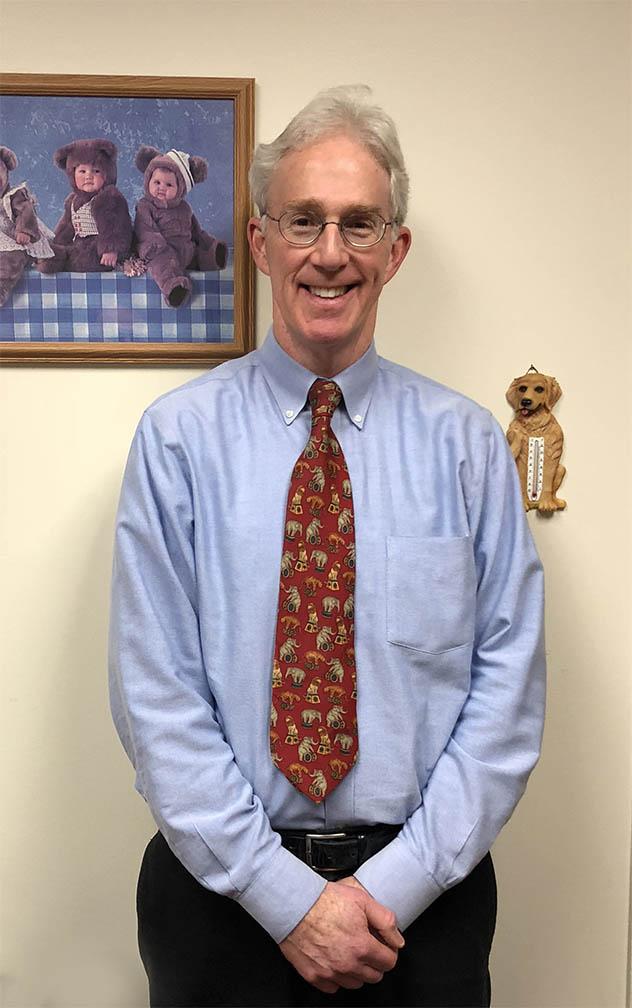 Dr. Maury Buchalter