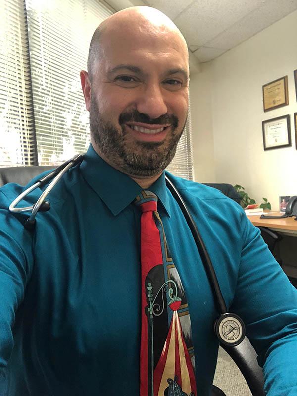 Dr. Robert Jawetz