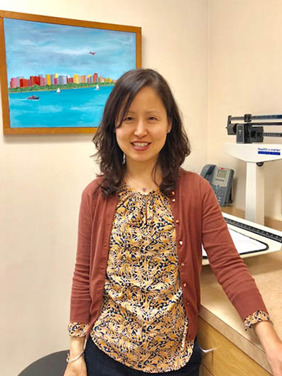 Dr. Sunmee Kim